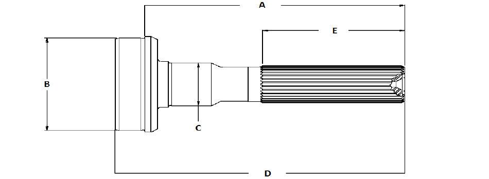 Driveshaft Components