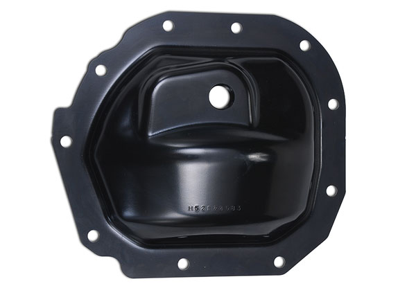 Differential Cover Pans